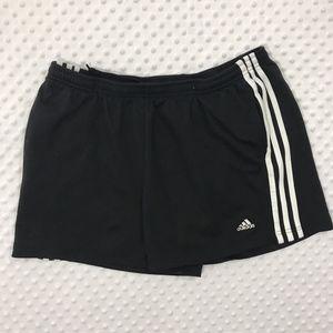 Adidas Womens XL Drawstring Athletic Shorts